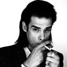 Ay, paro ya. Nick Cave