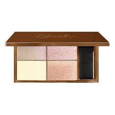 Sephora - palette highligter Solstice - 17€