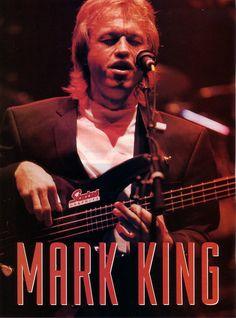 Status-Graphite Bass Players - Mark King