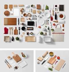 20 Best Cafe and Restaurant Identity Mockup for Branding Project