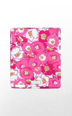 IPad 2 Lilly Cover! need this!