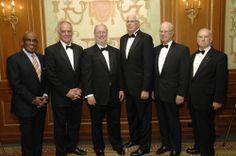 Al Roker, Frank Calamari, Alan Miller, Thomas Indoe, Dr. Thomas J. Fahey,