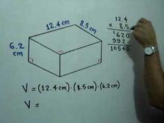 Volumen de un prisma recto: Julio Rios explica cómo determinar el volumen de un paralelepípedo recto si se conocen sus dimensiones