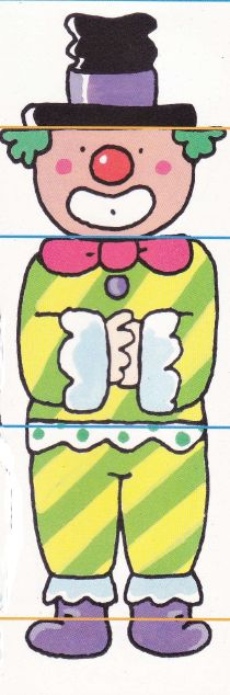 Thema carnaval : puzzel