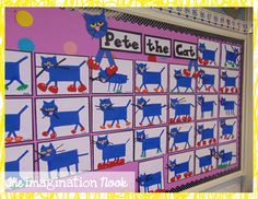 Pete the Cat - Back to School