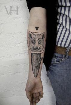 Whale fox