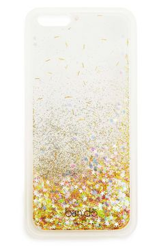 The perfect amount of glitz and gold for your phone!
