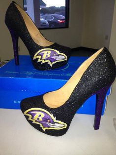 Baltimore Ravens Pump