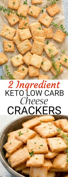 No carb diets 393572454936548536 - 2 Ingredient Keto Low Carb Cheese Crackers. These crackers are crunchy and super easy to make. You don't need to be on a low carb diet to enjoy them Source by Keto Foods, Best Diet Foods, Healthy Diet Recipes, Keto Recipes, Bread Recipes, Dessert Recipes, Keto Crackers Recipe, Cheese Cracker Recipe, Low Carb Crackers