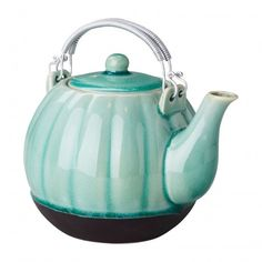 Sea Tones Teapot - Kitchen & Dining