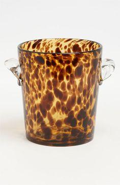 Tortoiseshell Ice Bucket