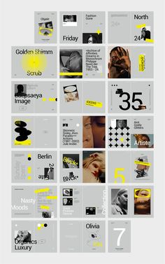 OBJEKT Photography Portfolio by flowless on Poster Design Layout, Print Layout, Book Layout, Graphic Design Posters, Typography Design, Text Layout, Creative Typography, Web Design, Social Media Design