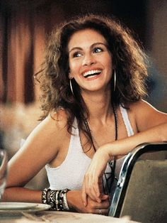 I'm an utterly average, total geek.  - Julia Roberts.