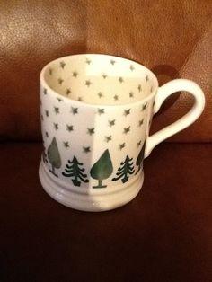 Joy Sample Pint Mug (Sample) Emma Bridgewater Pottery, Mugs And Jugs, Emma Love, China Mugs, Coffee Mugs, Cups, Porcelain, Cottage, Plates