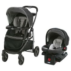 Highly recommended. Stroller is light & easy to store, light & durable carseat, and can attach the stroller seat once baby outgrows the carseat. Graco Modes Click Connect Travel System