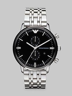 Great men's watch- Armani