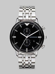 Great men's watch- Armani