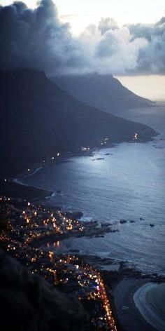 Only a few short months until I call this place home! Cape Town