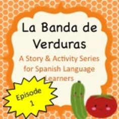Spanish story to learn preterite and imperfect conjugation and concept in context with activities