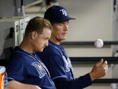 The Tampa Bay Rays and long time pitching coach Jim Hickey have decided to part ways. Triple-A pitching coach Kyle Snyder will take his place. Tampa Bay Rays Baseball, Florida, Sport, Pitch, Mlb, Seasons, Deporte, Excercise, Seasons Of The Year