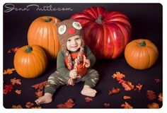 Cute fall picture ideas for toddler and cute crochet hat