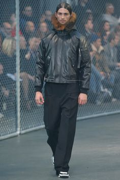 Givenchy Fall 2014 Menswear - Collection - Gallery - Style.com