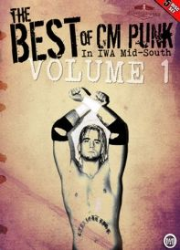 HighSpots.com Best of CM Punk in IWA Mid-South Volume One DVD-R Set