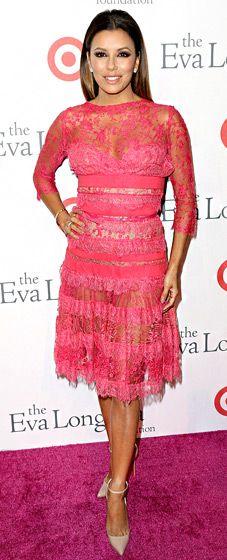 Eva Longoria: Eva Longoria Foundation Dinner