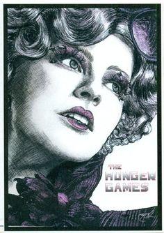 Hunger Games - Effie Trinket (Elizabeth Banks)