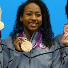 female olympic swimmers | ... American Female Swimmer To Medal In Olympics Games. | BallerWives.com