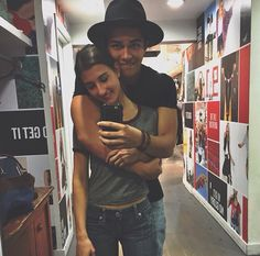alex aiono and meg deangelis relationship