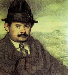 Saturnino Herran Retrato del Lic. Lauro G. Caloca   Flickr - Photo Sharing!