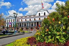 Independence Plaza Quito