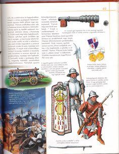 Mátyás serege 4 (A világ nagy harcosai c. könyv) Rubicon, Hungary, Civilization, Renaissance, Knight, Concept Art, Medieval, November, Army