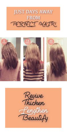 Grow the longest hair you can.