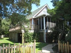 Fiddlers Rest a 3 Bedroom  Rental House in Ocracoke, part of the Ocracoke Island of North Carolina. Includes Hi-Speed Internet. Pet Friendly. Non-Smoking.