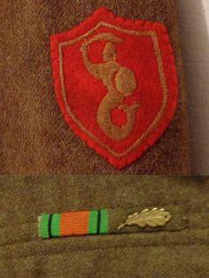 Uniform 2nd Polish Corps.