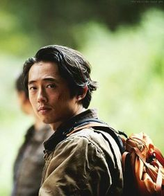 The Walking Dead season 4 Glenn