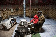 Robert McPherson Photography, Kazahk Nomads
