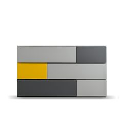 Contemporary Italian chest of 5 drawers by Mobilstella Mobili at My Italian Living Ltd