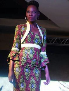 Vlisco Fashion Show - March 2014 - Kinshasa, CD