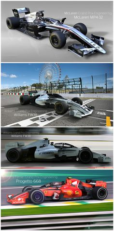 """Turkish transportation designer Olcay Tuncay says """"closed cockpit"""" is the future of Formula 1. Armed with not just one, but three concepts, Olcay intends on creating a series of cars that aren't just drop-dead sexy, but also much more safe, thanks to the new cockpit design. Read Full Story at Yanko Design"""