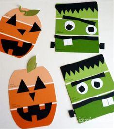 Halloween Faces halloween diy halloween halloween craft ideas kids halloween craft diy halloween decorations diy halloween crafts craft halloween party craft halloween party decor