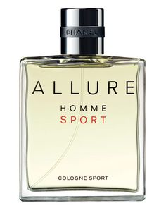 Chanel Allure Homme Sport - made for the boys but I love to wear this in the summertime!