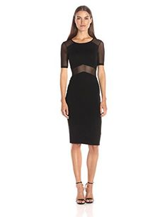 French Connection Women's Arrow Mesh - http://www.darrenblogs.com/2016/10/french-connection-womens-arrow-mesh/