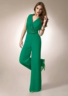 Peplum Waist Scalloped Neck Lace Jumpsuit love the bottom hate the top Fashion Pants, Fashion Dresses, Lace Jumpsuit, Jumpsuits For Women, Casual Wear, Beautiful Dresses, Cool Outfits, Womens Fashion, How To Wear