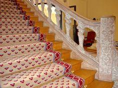 Stark recreation of the original fleur de lye design in the French Embassy. Star K, Paris France, Design Projects, Fries, French, Interior Design, The Originals, Home Decor, Nest Design