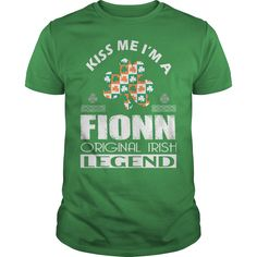 KISS Fionn ORIGINAL IRISH LEGEND https://www.sunfrog.com/Holidays/113133336-404219003.html?46568