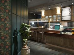 Klang Market Restaurant in Stockholm by Moodus - NordicDesign