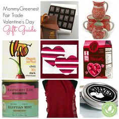 Fair Trade Valentine's Day Gift Guide - http://www.mommygreenest.com/fair-trade-valentines-day-gift-guide/